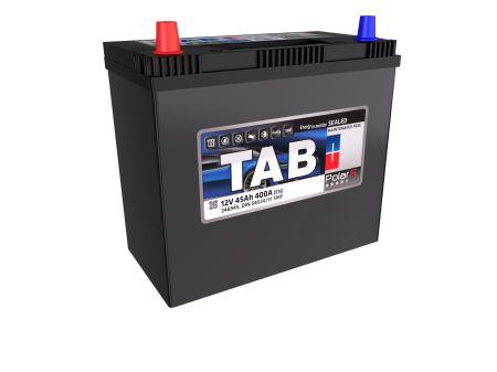 Купить Аккумулятор Tab Polar S 45 Ah (1) Japan 400 A L+ низкий