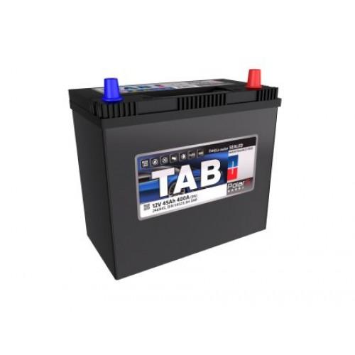 Купить Аккумулятор Tab Polar S 45 Ah (0) Euro Japan 400 A