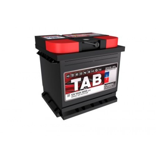 Купить Аккумулятор TAB Magic 66 Ah 640A (0) Euro