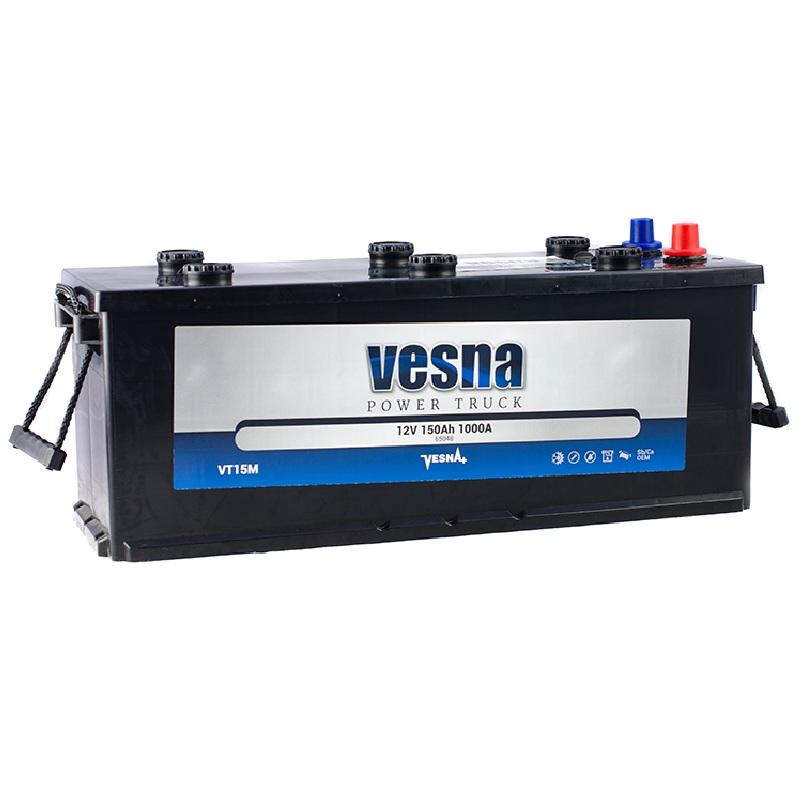 Купить Аккумулятор Vesna Power Truck150 Ah (3) 1000A