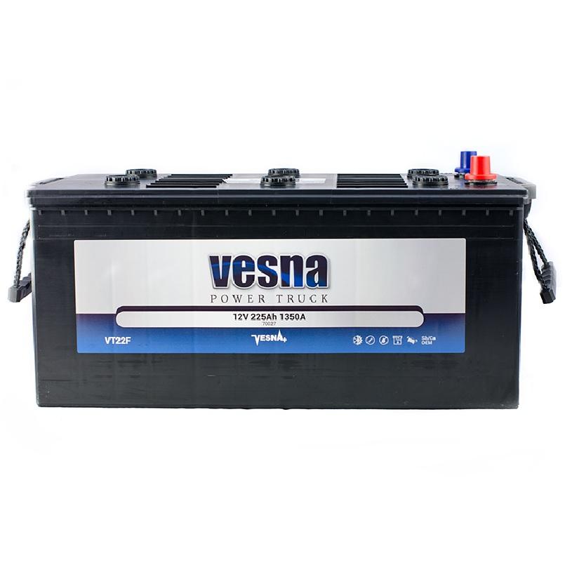 Купить Аккумулятор Vesna Truck 225 Ah (3) 1250A