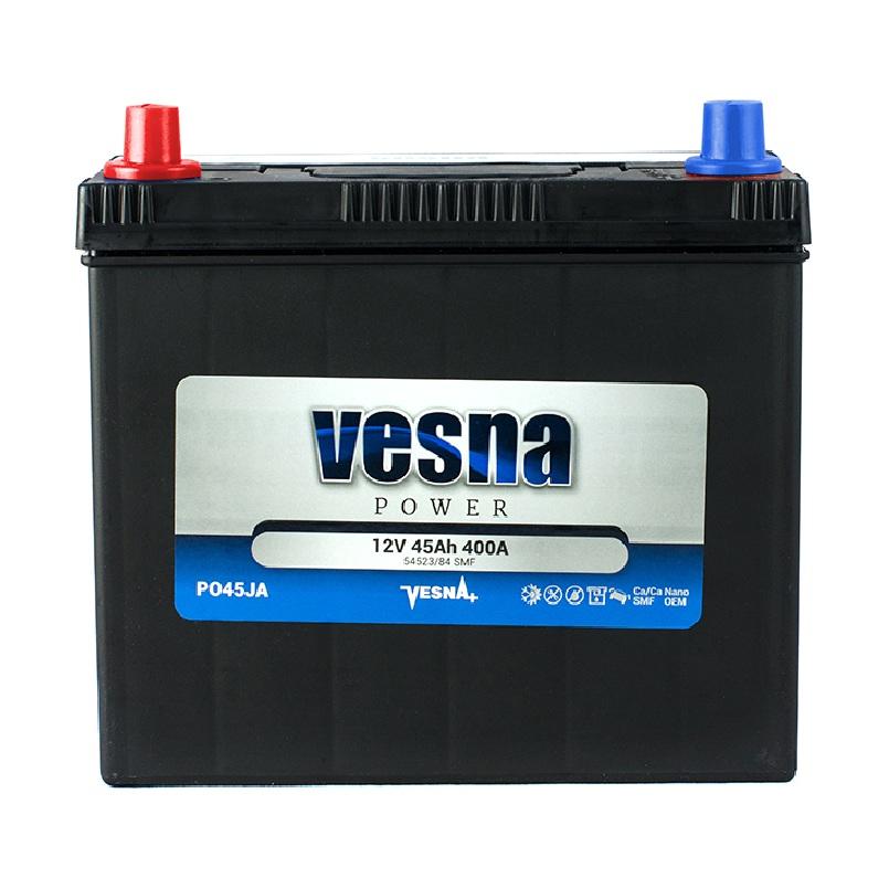 Купить Аккумулятор Vesna Power 45 Ah (0) Asia 400A