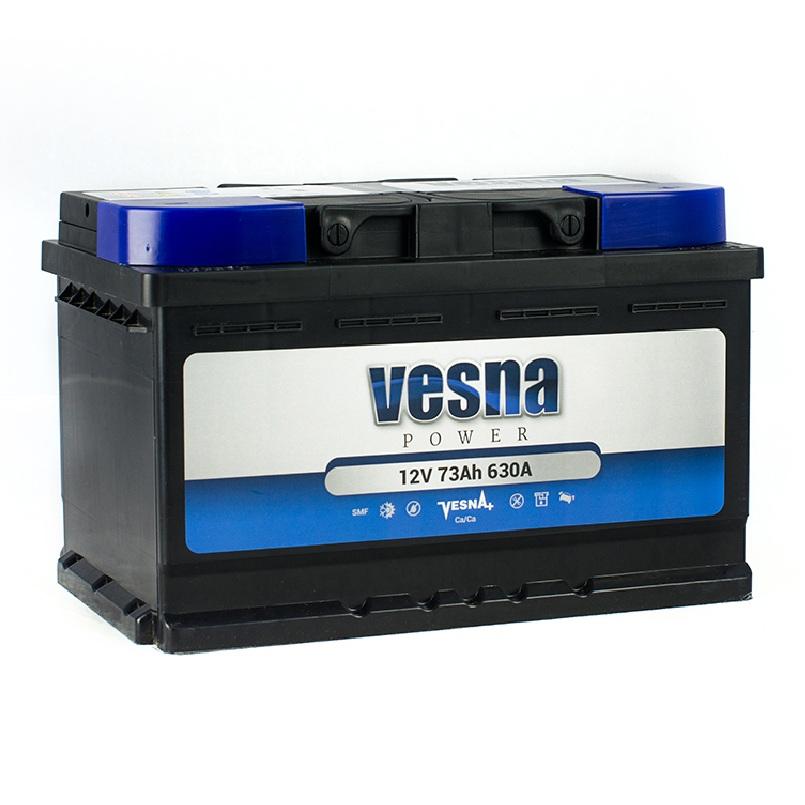 Купить Аккумулятор Vesna Power 74 Ah (1) 680A L+