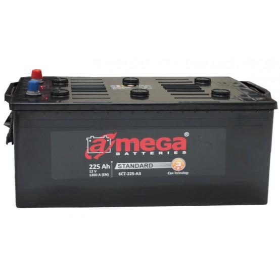 Купить Аккумулятор A-MEGA Standard 140 Ah (3) 800 A