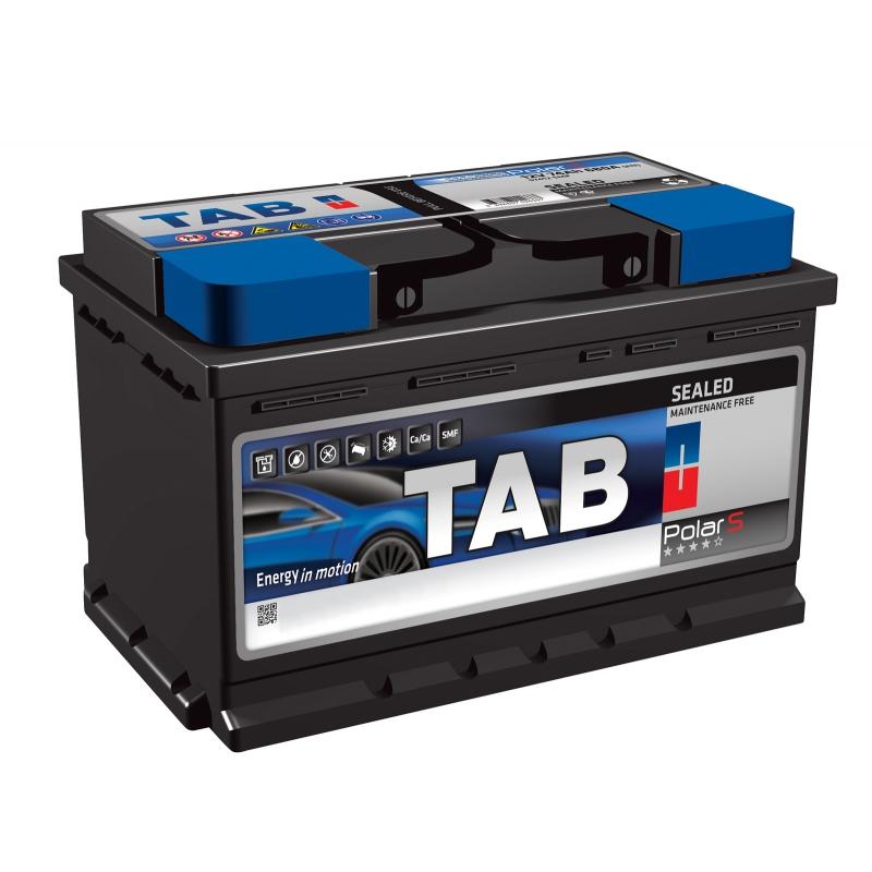 Купить TAB Polar S 55 Ah (0) 500 A