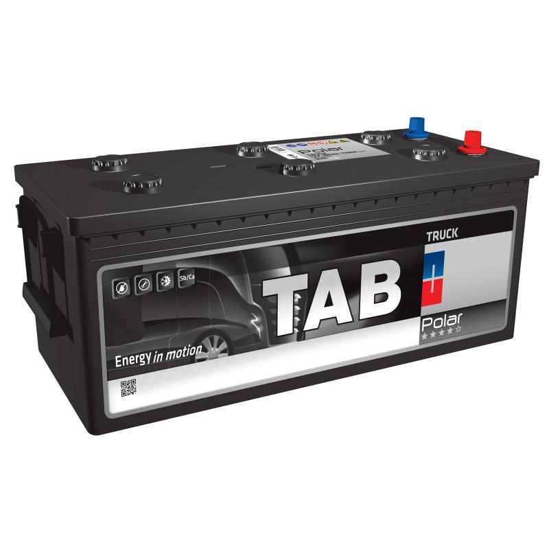 Купить Аккумулятор 135 Ah/12V TAB Polar Truck (Без борта) 850 A