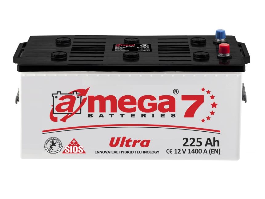 Купить Аккумулятор A-MEGA Ultra 145 Ah (3) 900 A