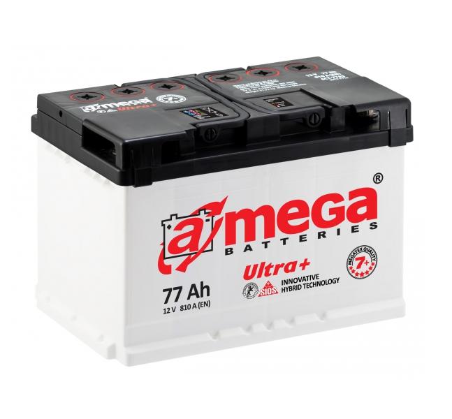 Купить Аккумулятор A-MEGA Ultra+ 77 Ah (0) 810 A