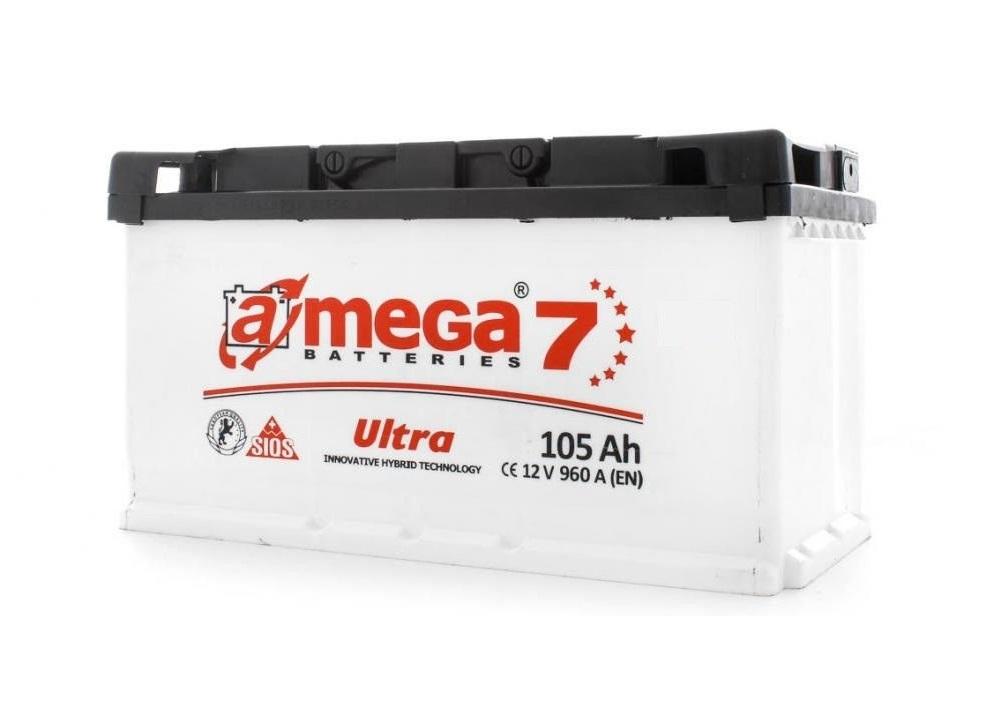 Купить Аккумулятор A-MEGA Ultra 105 Ah (0) 960 A