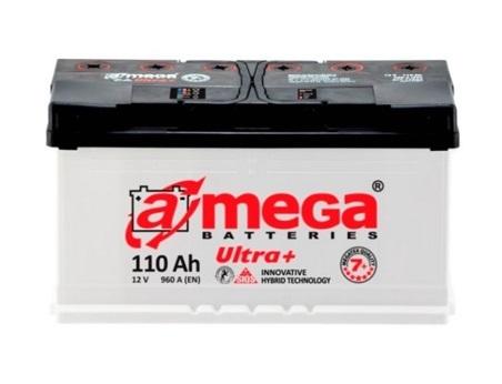 Купить Аккумулятор A-MEGA Ultra+ 110 Ah (0) 1000 A