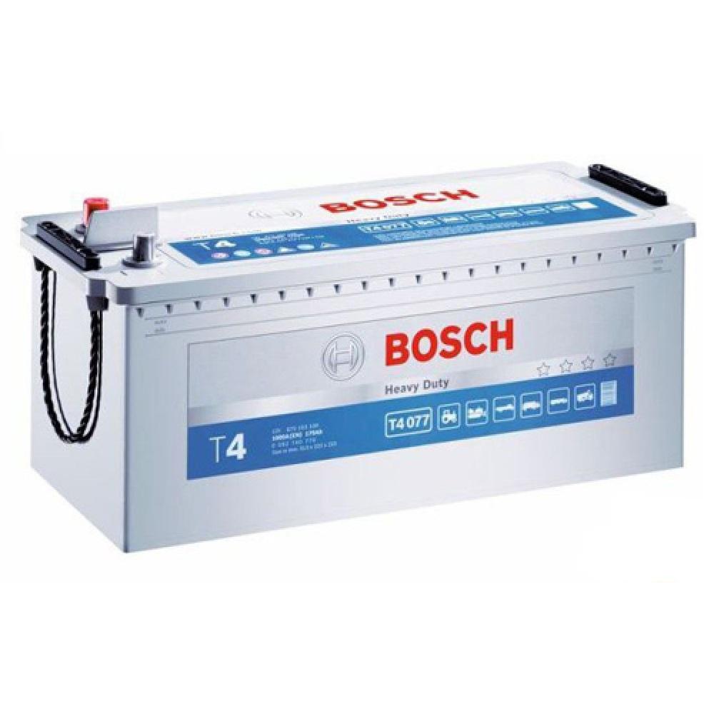 Купить Аккумулятор Bosch 170Ah T4 Heavy Duty (1) 1000A T4077