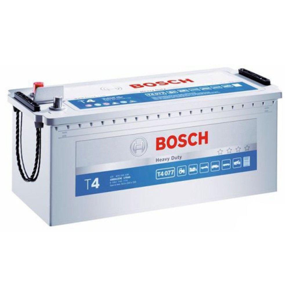 Купить Аккумулятор Bosch 215 Ah T4 Heavy Duty (1) 1150A (T4080)