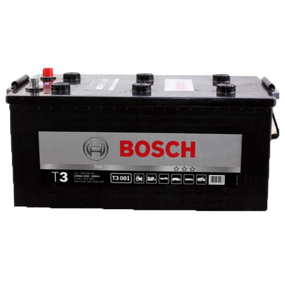 Купить Аккумулятор Bosch 220 Ah T3 (1) 1150A T3081