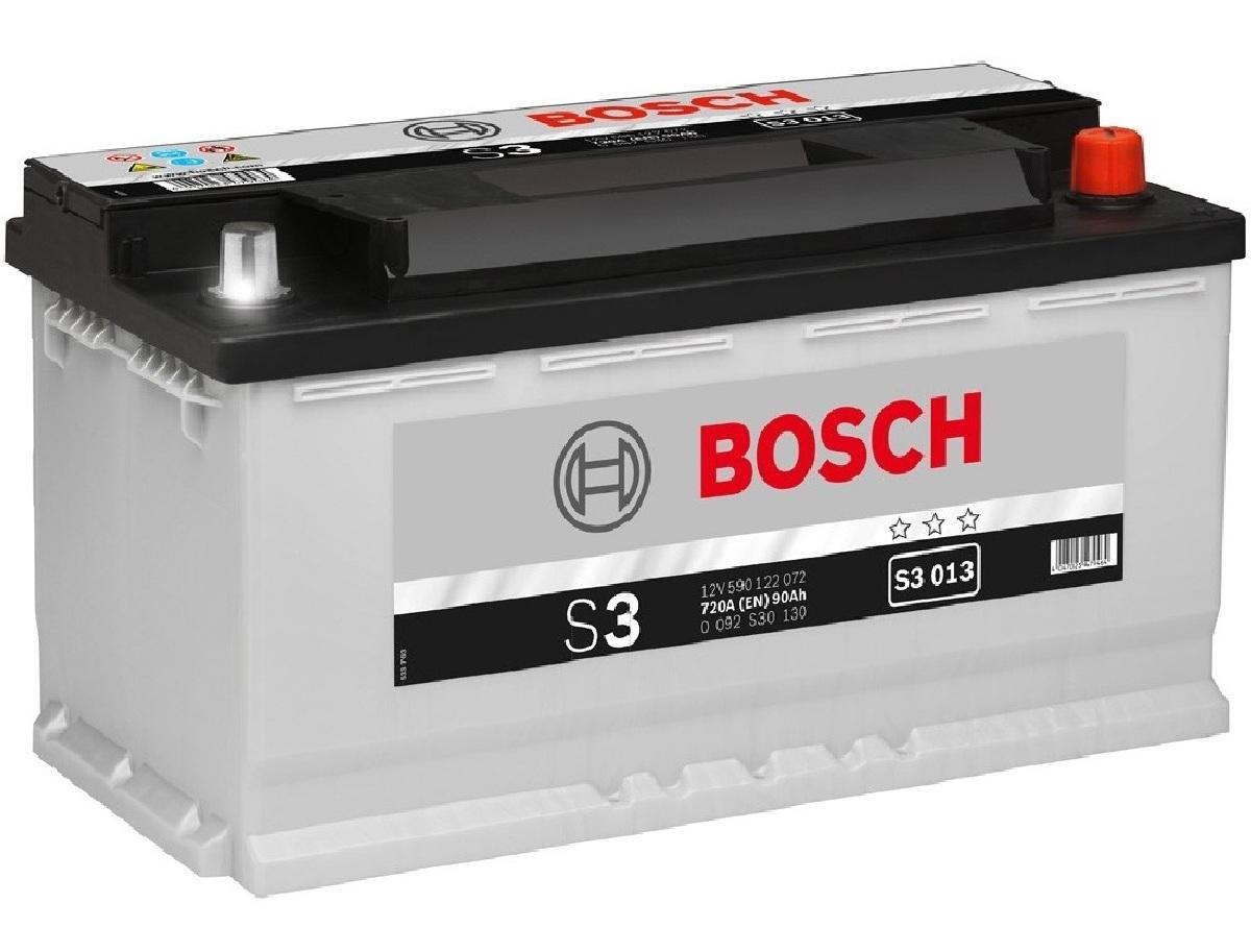 Купить Аккумулятор Bosch 88Ah S3 Silver (0) 740A