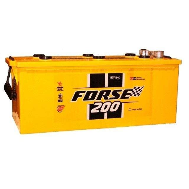 Купить Грузовой аккумулятор Forse 200 Ah (1) 1450A 6СТ-200