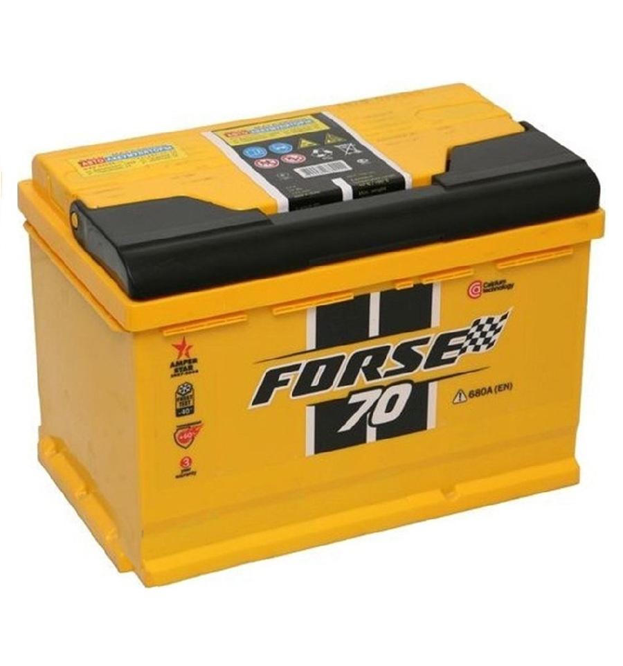 Купить Аккумулятор Forse 70 Ah (0) 680A 6СТ-70