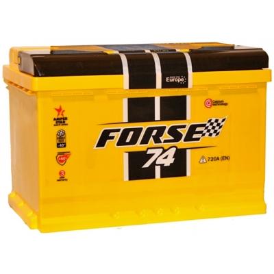 Купить Аккумулятор Forse 74 Ah (0) 720A 6СТ-74