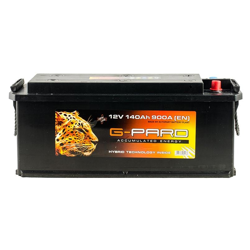 Купить Аккумулятор G-Pard Standard 140 Ah (0) 900A