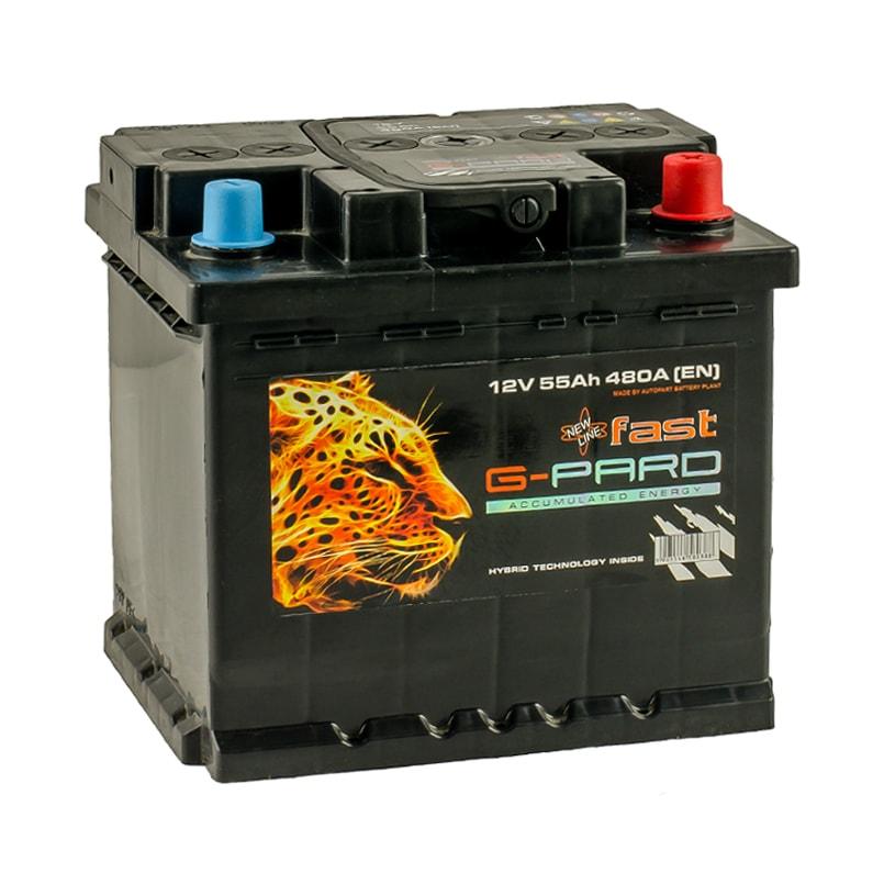 Купить Аккумулятор G-Pard Fast 60 Ah (1) 570A L+