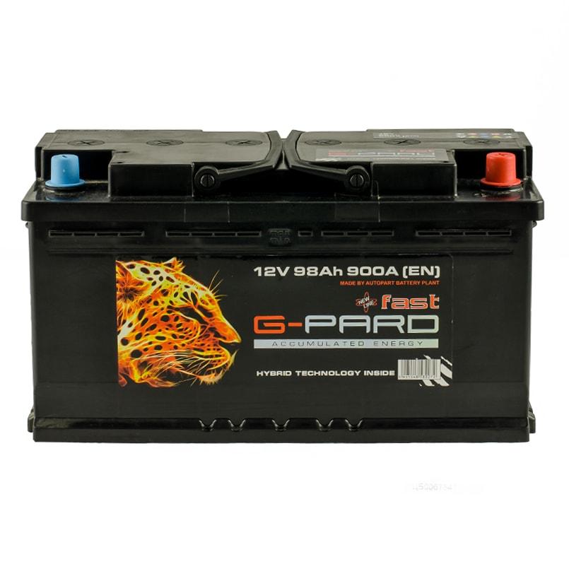 Купить Аккумулятор G-Pard Fast 90 Ah (0) 850A R+