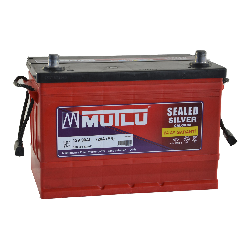 Купить Аккумулятор Mutlu 90 Ah (0) Asia 720 A