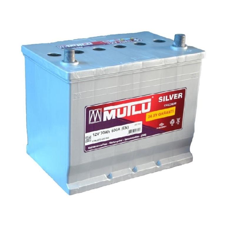 Купить Аккумулятор Mutlu Silver 70Ah (0) Asia 600 A