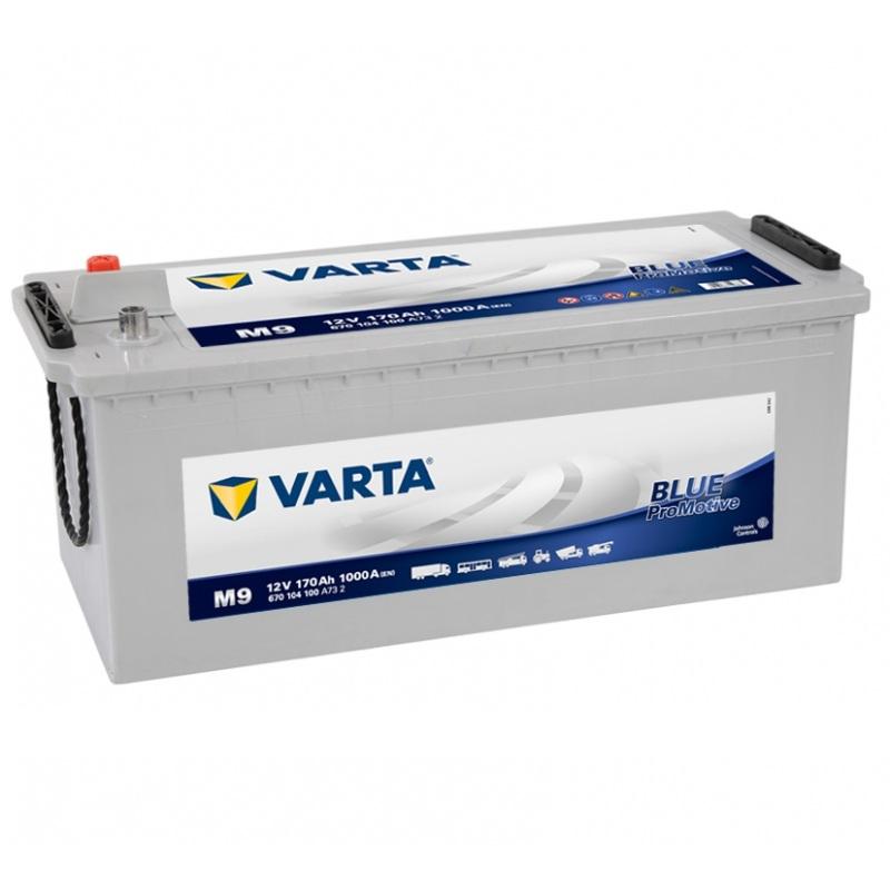 Купить Аккумулятор Varta 170Ah PM Blue (1) 1000A (M8)