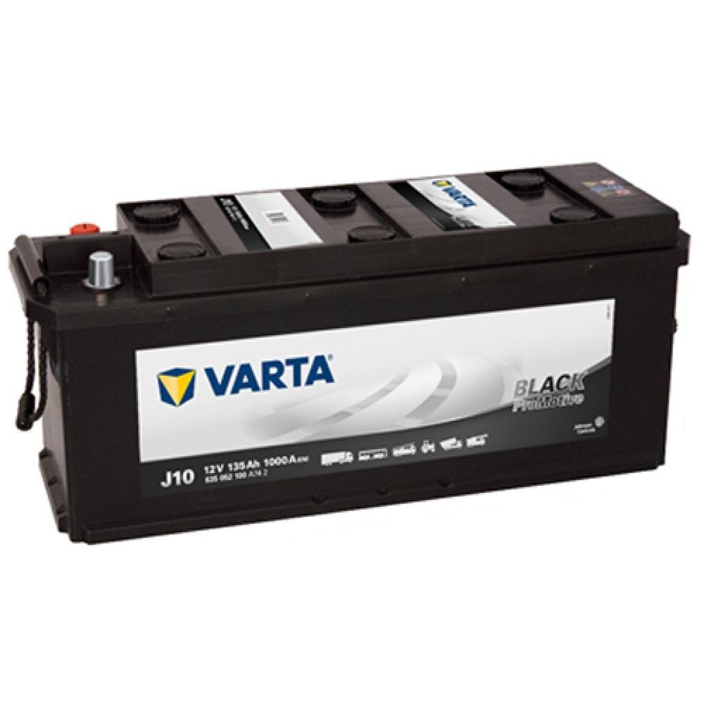 Купить Аккумулятор Varta 135 Ah PM Black (1)1000A (J10)