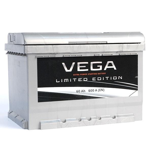 Купить Аккумулятор Vega LE 60Ah (0) 600A