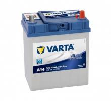 Varta Blue Dynamic 40Ah (0) Asia 330A (A14)