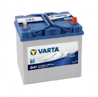 Varta Blue Dynamic 60 Ah (0) 540A (D47) Asia