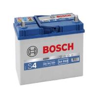 Bosch 45Ah S4 Silver (0) 330A Asia (S4021)