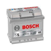 Bosch 52Ah S5 Silver (0) 520A S5001