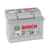 Bosch 61Ah S5 Silver (0) 600A S5004