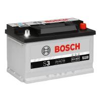 Bosch 70Ah S3 Silver (0) 640A S3007