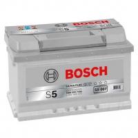 Bosch 74Ah S5 Silver (0) 750A S5007