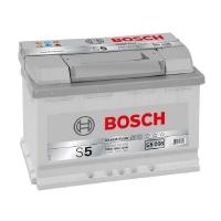 Bosch 77 Ah (0) S5 Silver 780A S5008