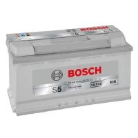 Bosch 100Ah S5 Silver (0) 830A S5013