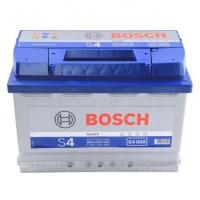 Bosch 74Ah S4 Silver (1) 680A S4009 левый плюс