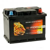 G-Pard Standart 60 Ah (1) 510A L+
