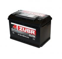 Zubr Ultra 74 Ah (0) 680 A