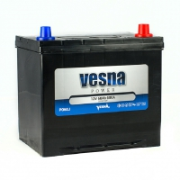 Vesna Power 60 Ah (1) Asia 600A L+