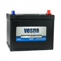 Vesna Power 70 Ah (1) Asia 700A L+