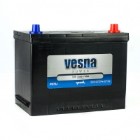 Vesna Power 75 Ah (0) Asia 740A