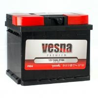 Vesna Premium 54 Ah (0) 510A R+