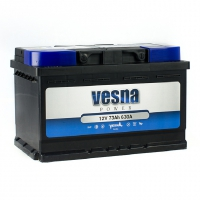 Vesna Power 74 Ah (0) 680A