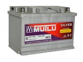 Mutlu Silver 75 Ah (0) 720 A