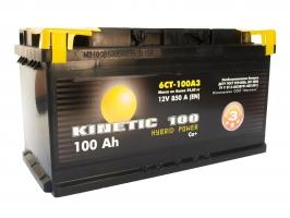 Kinetic Hybrid 100 Ah (0) 850 A