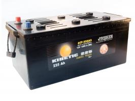 Kinetic Hybrid 190 Ah (3) 850 A
