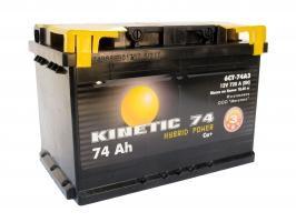 Kinetic Hybrid 74 Ah (0) 720 A